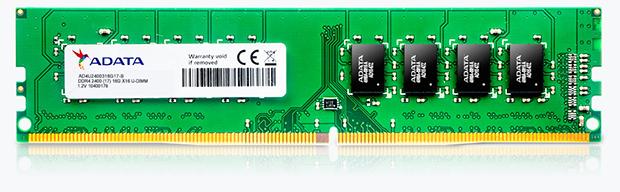 16GB ADATA DDR4 2400 DIMM image