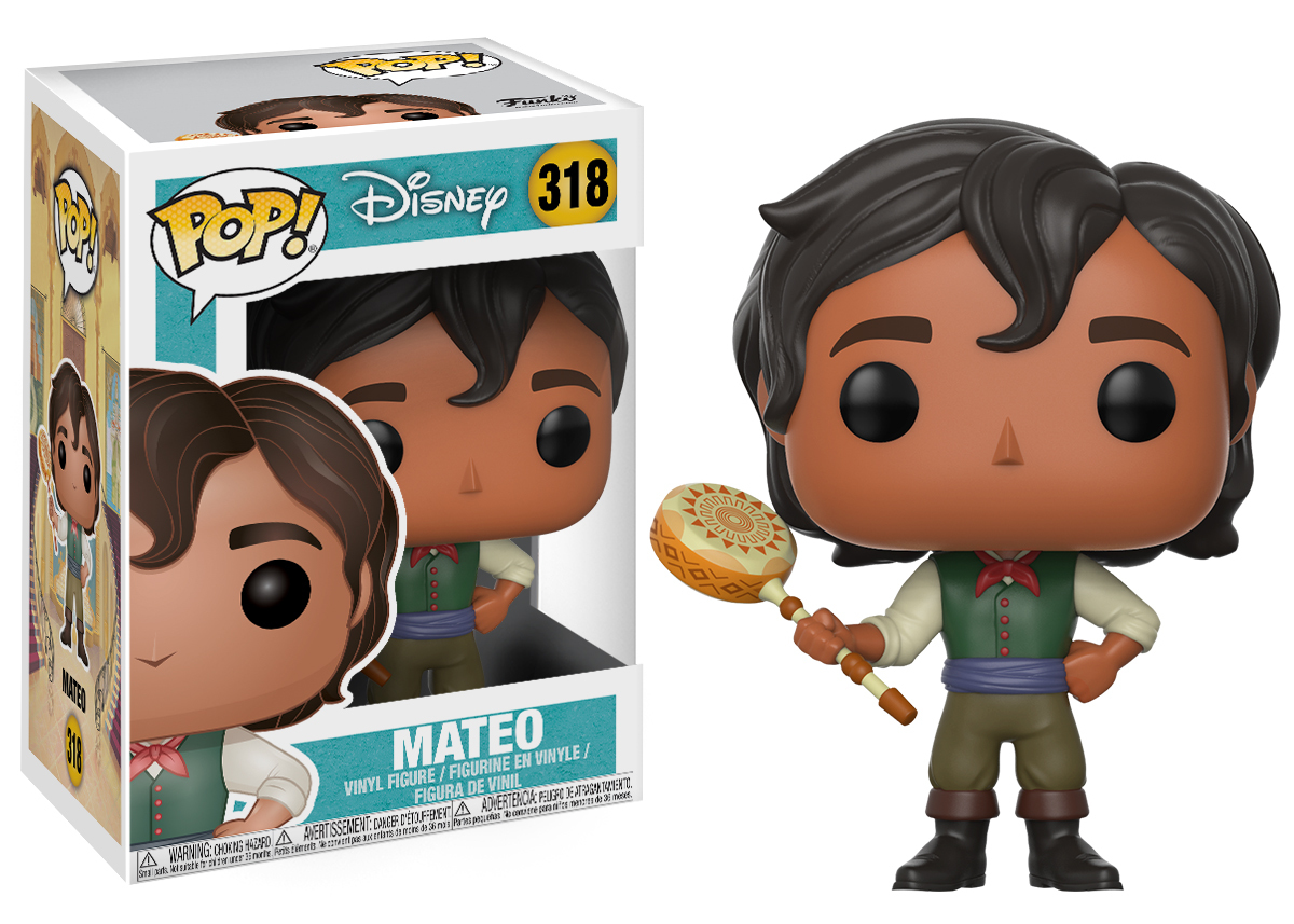 Elena of Avalor - Mateo Pop! Vinyl Figure image