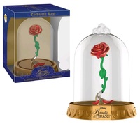 Beauty & The Beast - Enchanted Rose Dome