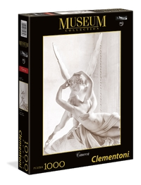 Clementoni Museum: 1000-Piece Puzzle - Cupid and Psyche