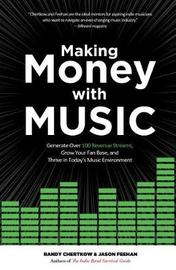 Making Money with Music by Jason Feehan