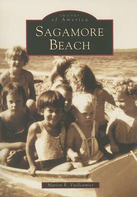 Sagamore Beach by Marion R Vuilleumier
