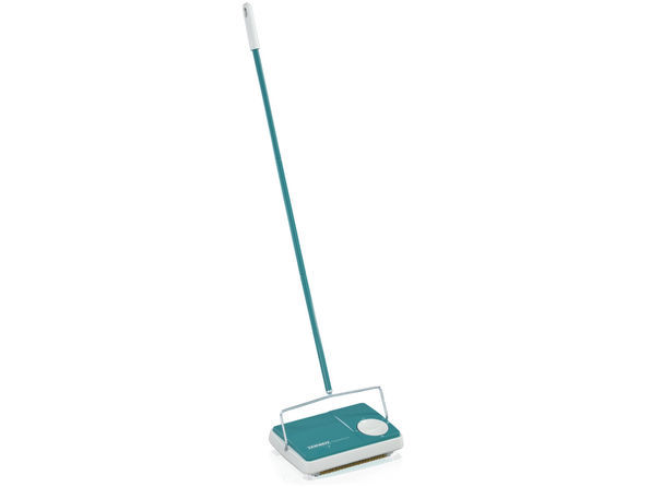 Leifheit: Carpet Sweeper Regulus (Turquoise)