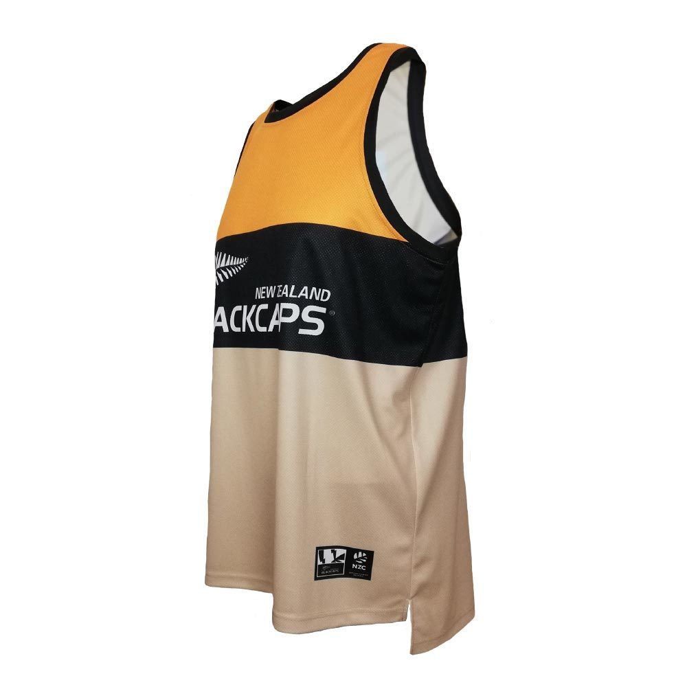 Blackcaps Supporters Kids Singlet (6) image