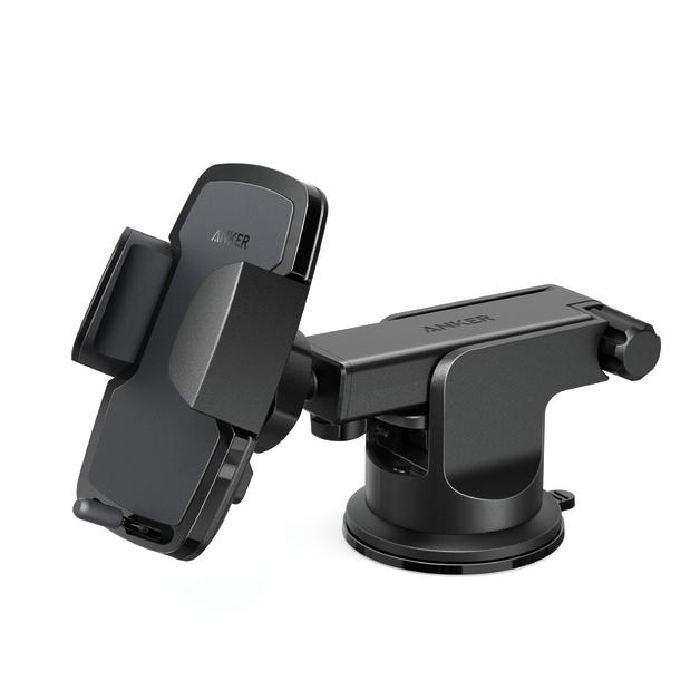 ANKER: Dashboard Car Mount with Adjustable Cradle - Black