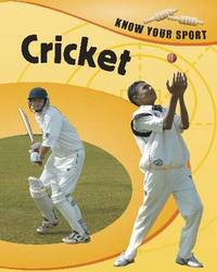 Cricket by Chris Oxlade image