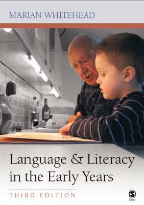 Language and Literacy in the Early Years by Marian R. Whitehead image