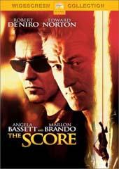 The Score on DVD