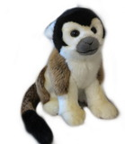 Squirrel Monkey Plush 18cm