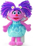 Sesame Street - Mini Beanie Abby Cadabby
