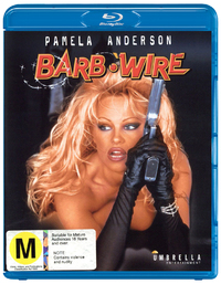 Barb Wire on Blu-ray