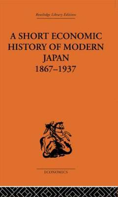 Short Economic History of Modern Japan by G.C. Allen image