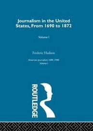Journalism United States Pt1 image