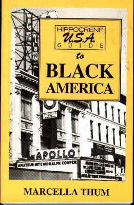 Guide to Black America by Marcella Thum image
