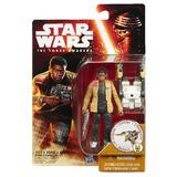 "Star Wars: The Force Awakens 3.75"" Desert Mission Finn (Jakku)"