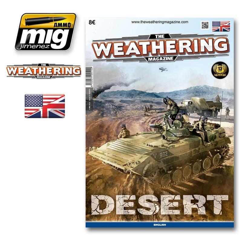The Weathering Magazine Issue 13: Desert image