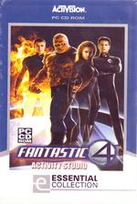 Fantastic 4 Activity Studio for PC Games