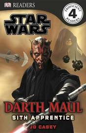 Star Wars: Darth Maul Sith Apprentice by Jo Casey