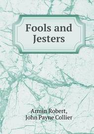 Fools and Jesters by John Payne Collier