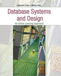 Database Systems and Design by Catherine Chen