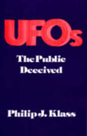 Ufos by Philip J. Klass image