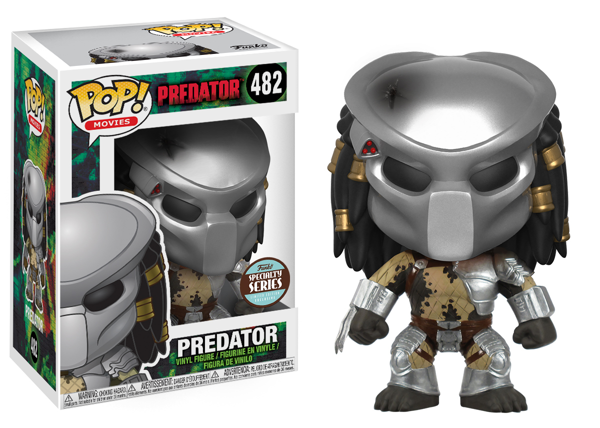 Predator (Masked) - Pop! Vinyl Figure image
