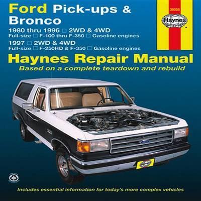 Ford Pick Ups & Bronco
