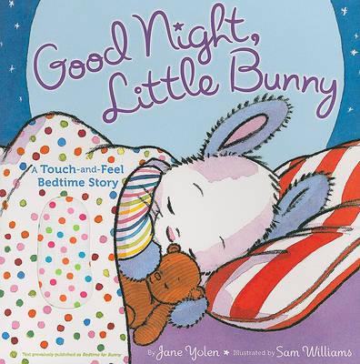Good Night, Little Bunny by Jane Yolen image