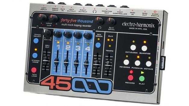Electro Harmonix 45000 Multi Tracking Looping Recorder