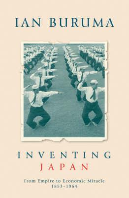 Inventing Japan by Ian Buruma image