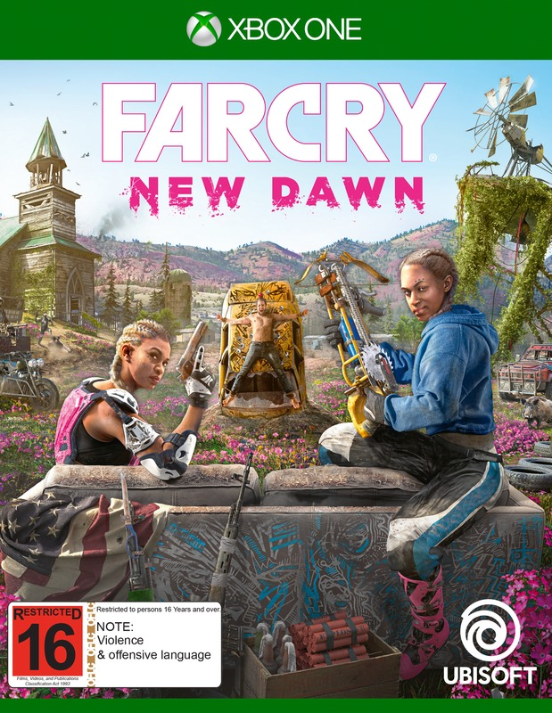 Far Cry New Dawn for Xbox One