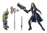 "Marvel Legends: Gamora - 6"" Action Figure"