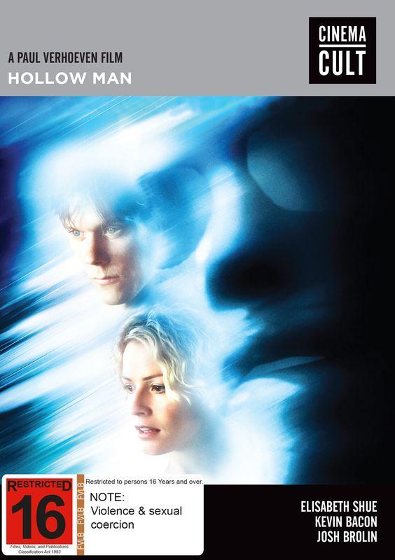 Hollow Man on DVD
