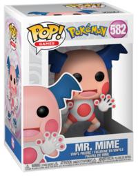 Pokemon: Mr Mime - Pop! Vinyl Figure