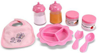 Time to Eat Feeding Set - Melissa & Doug image