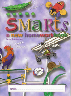 Smarts Homework Book by Russell Andrewes image