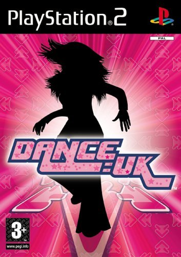 Dance: UK for PlayStation 2