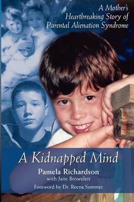 A Kidnapped Mind by Pamela Richardson image