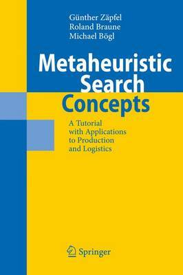 Metaheuristic Search Concepts by Gunther Zapfel image