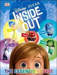 Disney Pixar Inside Out: The Essential Guide by DK Publishing