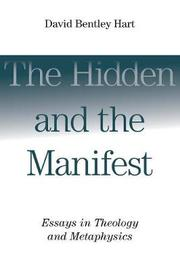 The Hidden and the Manifest by David Bentley Hart image