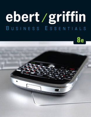 Business Essentials by Ronald J Ebert image