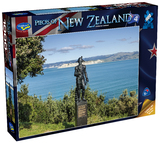 Holdson: Pieces of New Zealand - Series 4 - Gisborne Lookout - 1000 Piece Puzzle