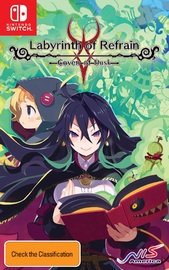 Labyrinth of Refrain: Coven of Dusk for Nintendo Switch