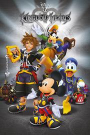 Disney Kingdom Hearts Classic Maxi Poster (796)