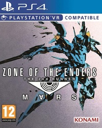 Zone Enders The 2nd Runner Mars for PS4