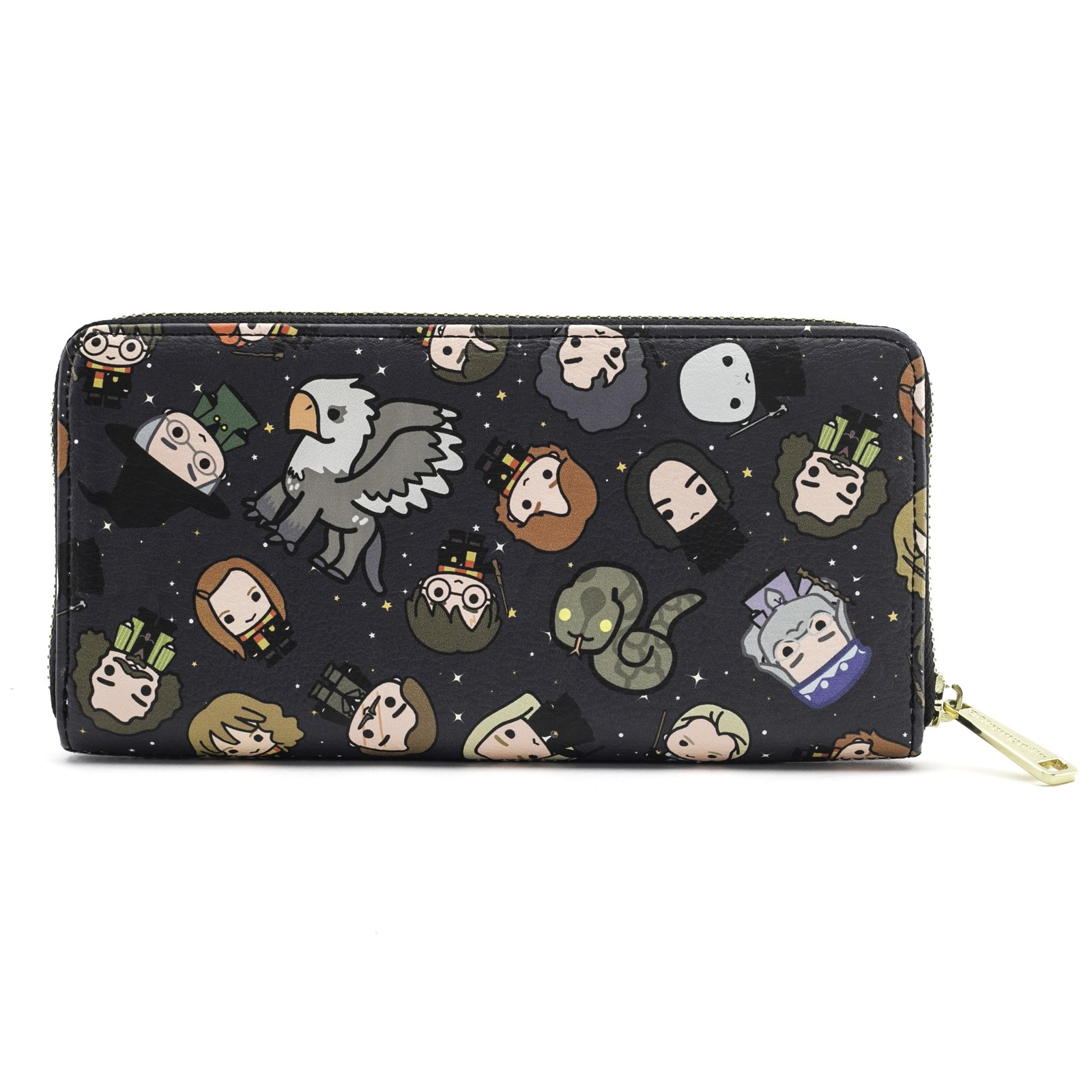 Loungefly: Harry Potter - Chibi Print Zip-Around Wallet image