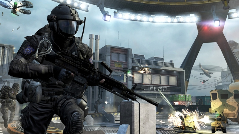 Black Ops 2 Xbox 360 screenshot