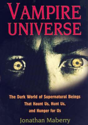 Vampire Universe by Jonathan Maberry