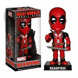 Marvel Deadpool Wacky Wobbler Bobble Head